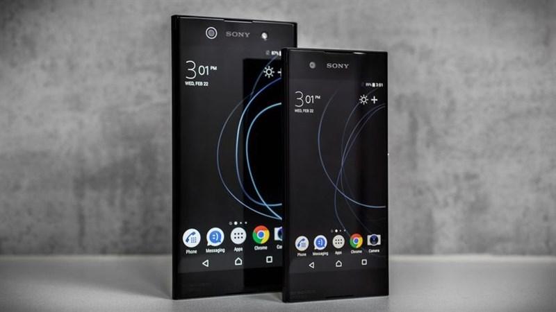 Sony Xperia XA1, XA1 Ultra và Xperia L1 nhận bản cập nhật mới