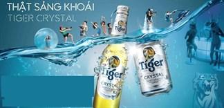 Những điều bạn chưa biết về bia Tiger Crystal