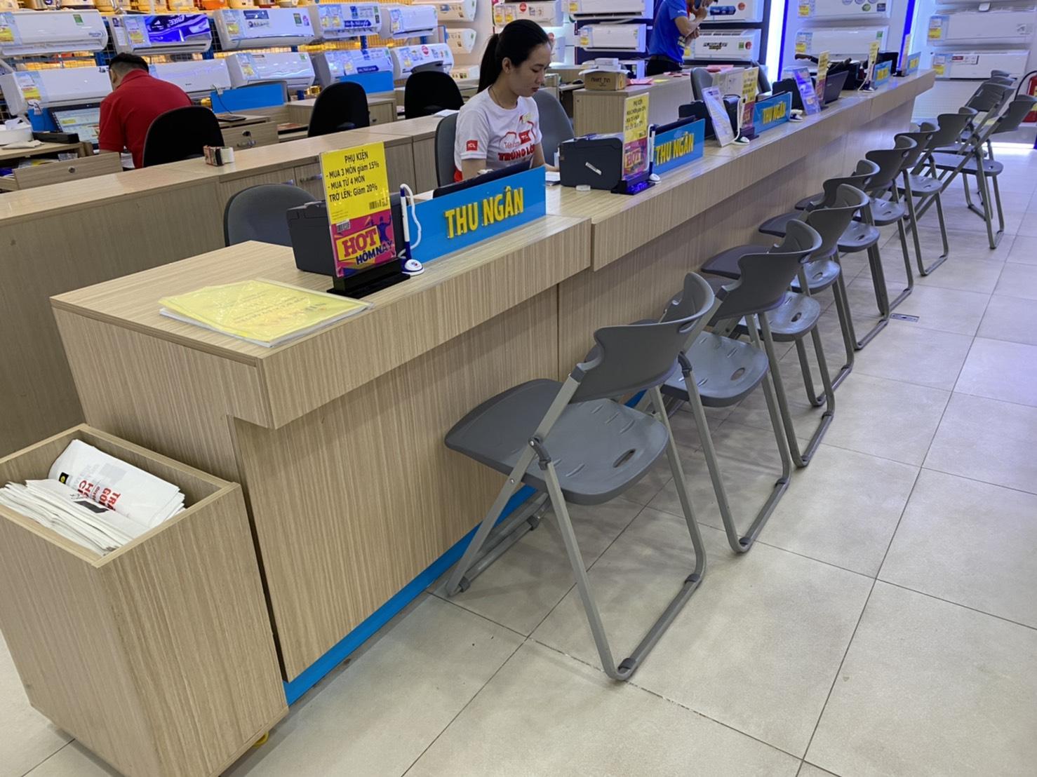 Siêu thị Điện máy XANH Hồ Học Lãm, TP.HCM