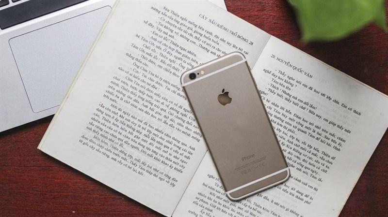 Cập nhật iOS 11 cho iPhone 5S iPhone 6