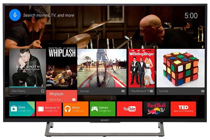 Smart tivi với khả năng kết nối internet