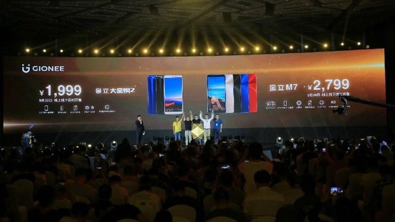 Gionee M7 và M7 Power pin trâu, camera ngon, giá thơm trình làng!