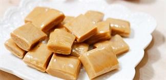 Cách làm kẹo dừa béo thơm, ngọt ngon
