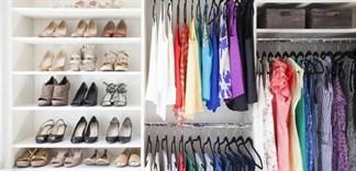 Loại bỏ ngay những đồ dùng này ra khỏi tủ quần áo để bảo vệ sức khỏe