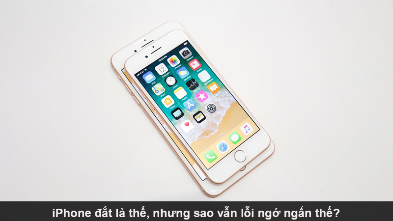 lỗi iPhone