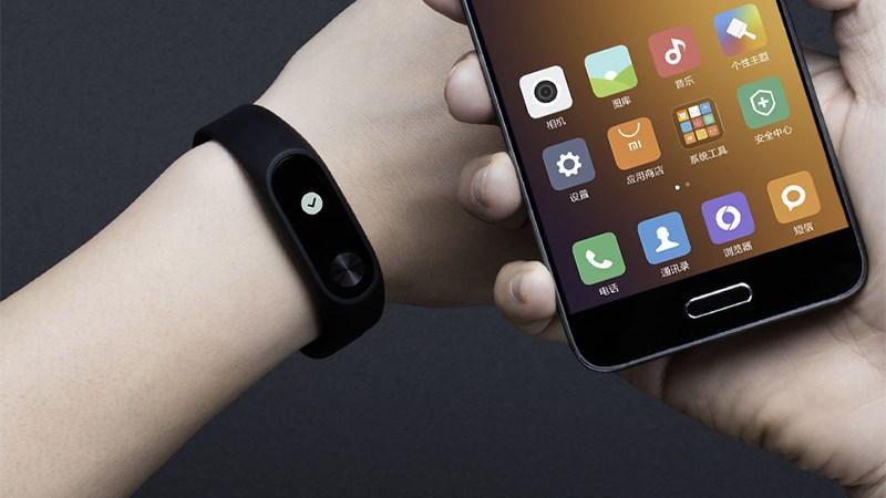 Xiaomi Mi-Band 2