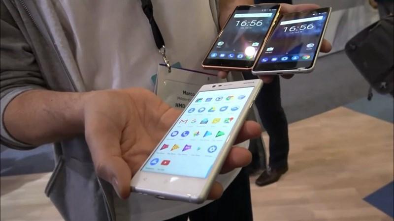 Người dùng Nokia 3, Nokia 5, Nokia 6 và Nokia 8 sắp nhận được tin vui