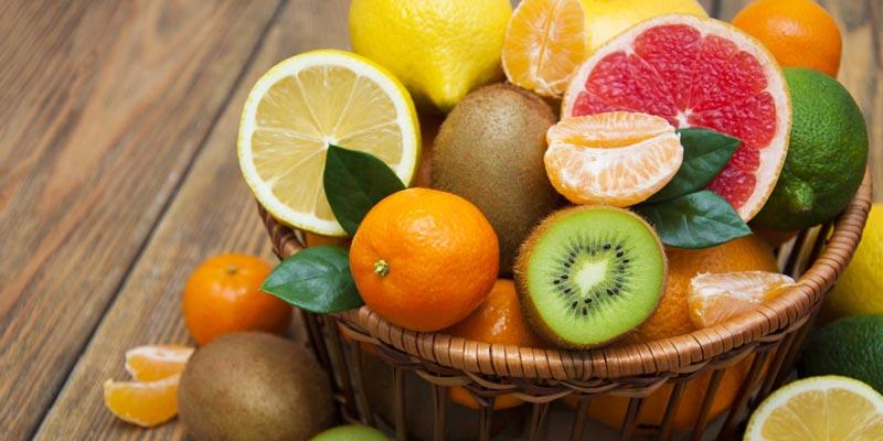 Những loại trái cây có múi luôn chứa vitamin C