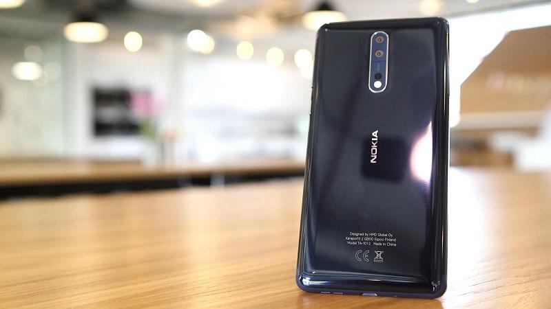 Nokia 8 có giá bán dự kiến và chuẩn bị lên kệ tại Việt Nam