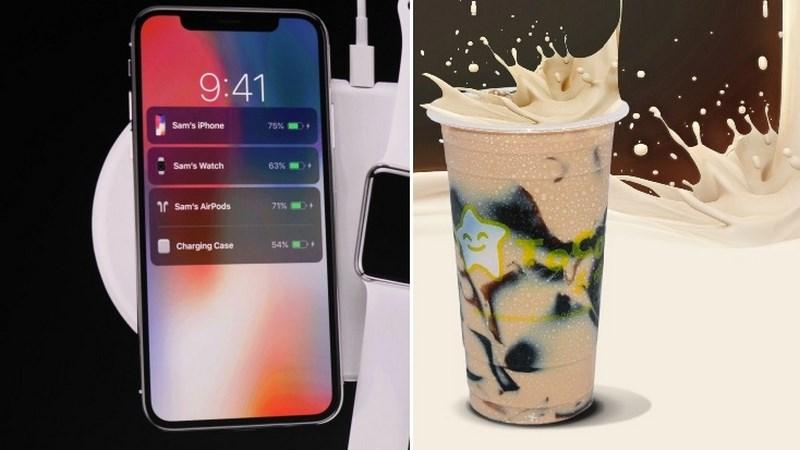 Tính ra thì tiền uống trà sữa còn đắt hơn tiền mua… iPhone X