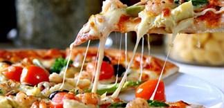 Cách làm pizza hải sản bằng nồi cơm điện