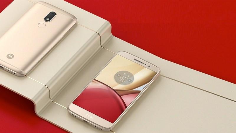 Moto M khung vỏ kim loại, RAM 4GB, camera 16MP, hạ giá mạnh mẽ