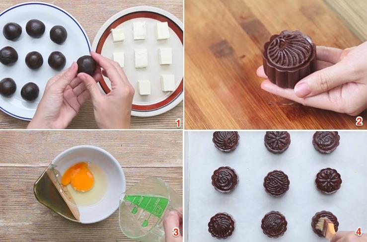 Cách làm bánh Trung Thu Tiramisu siêu đơn giản mà ngon không tưởng