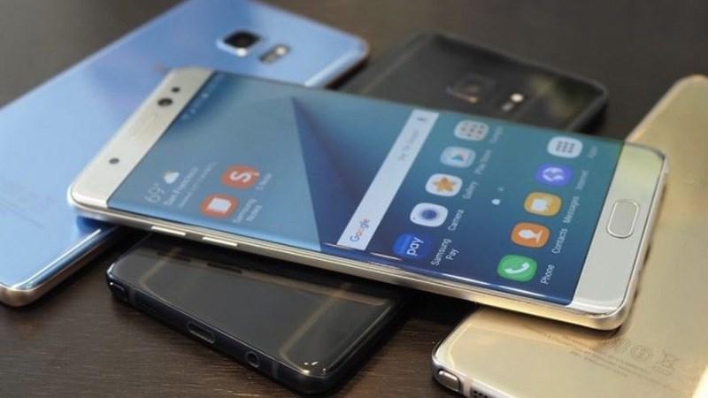 Danh sách smartphone Samsung có thể được lên Android 8 Oreo