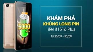 Itel it1516 Plus - Chính hãng giá tốt | Thegioididong com