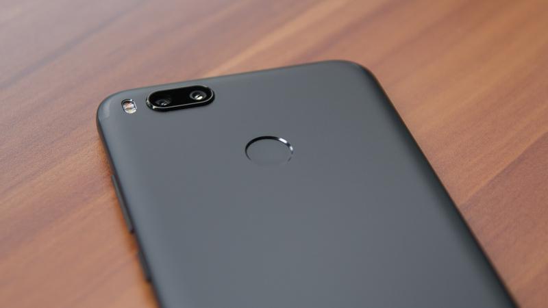 Camera kép trên Xiaomi Mi A1