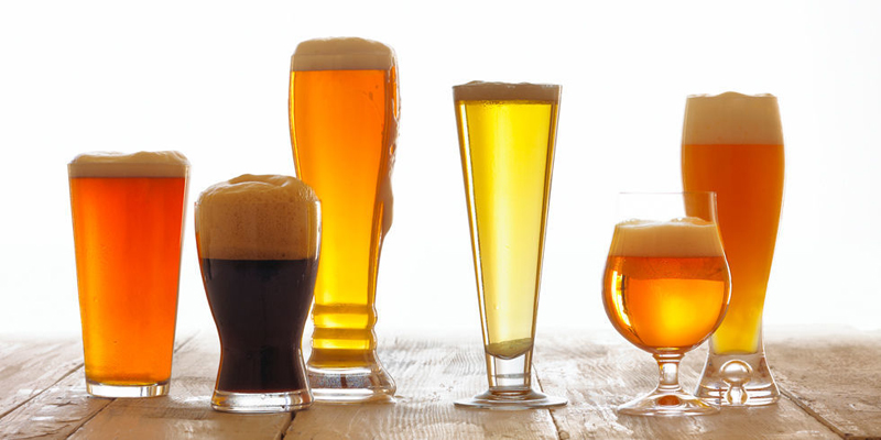 Trong những cốc bia có chứa nhiều chất có lợi cho sức khỏe