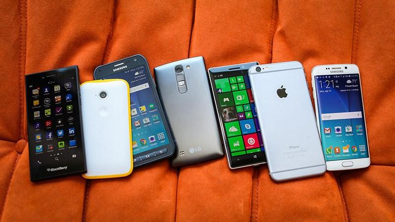 Smartphone cũ