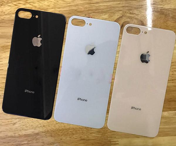 thay lưng iphone 8 plus giá rẻ tại thái hà