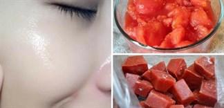 Thần dược cà chua đông đá, bạn đã thử chưa?
