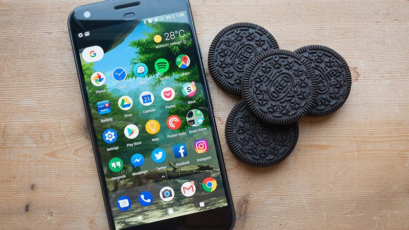 Bảng danh sách phiên bản Android phổ biến nhất, Oreo chỉ chiếm 0.2%