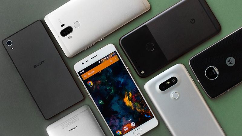 Smartphone - Điện thoại thông minh