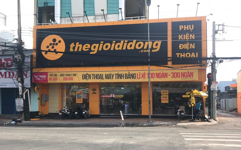 589 Trần Hưng Đạo, P. Bình Khánh, TP. Long Xuyên, T. An Giang