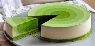 Cách làm bánh mousse trà xanh chuẩn ngon tại nhà