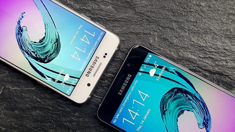 Samsung tung bản cập nhật mới cho Galaxy A3 & A5 2016 khắc phục lỗi pin