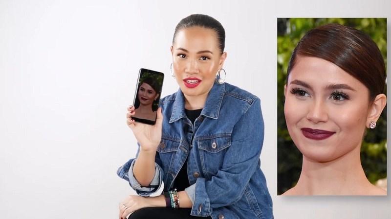Chuyên gia selfie OPPO F5 với màn hình vô cực xuất hiện ngoài đời thực