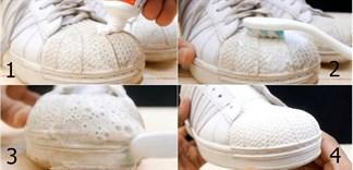 6 Mẹo cực hay giữ giày bạn siêu sạch