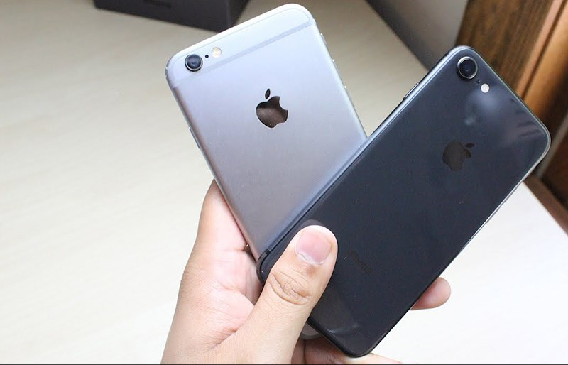 iPhone 8 vs iPhone 6S