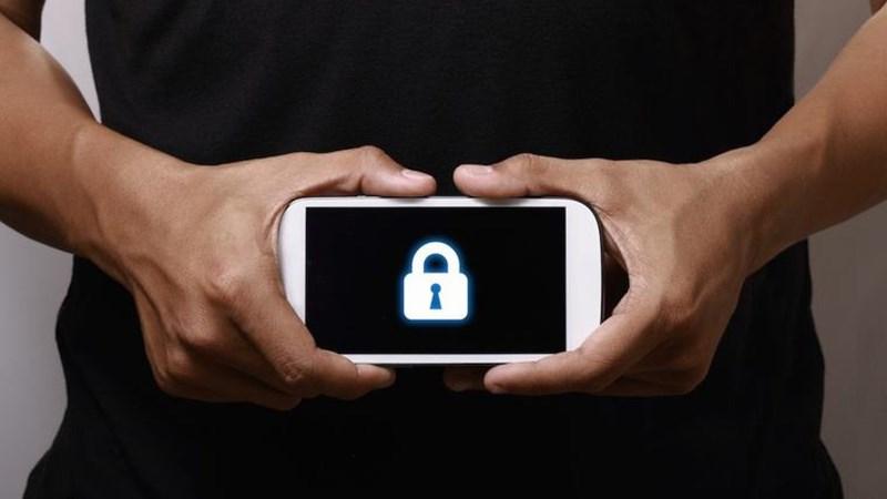 bảo mật trên smartphone