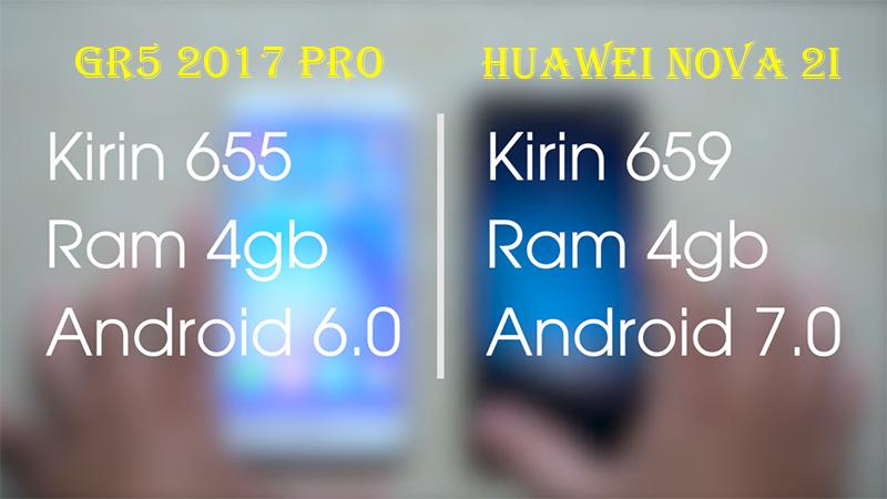 Đọ tốc độ Huawei Nova 2i vs Huawei GR5 2017 Pro: Kẻ kế thừa xứng đáng - ảnh 1