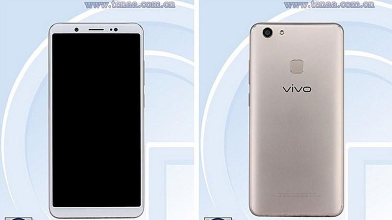 Xuất hiện người em song sinh của Vivo V7+ rất thú vị - ảnh 1