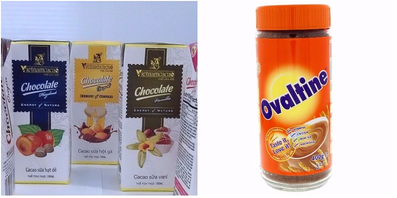 Sữa cacao và sữa socola có gì khác nhau?
