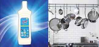 Sử dụng chất tẩy rửa Sumo thế nào là đúng ?