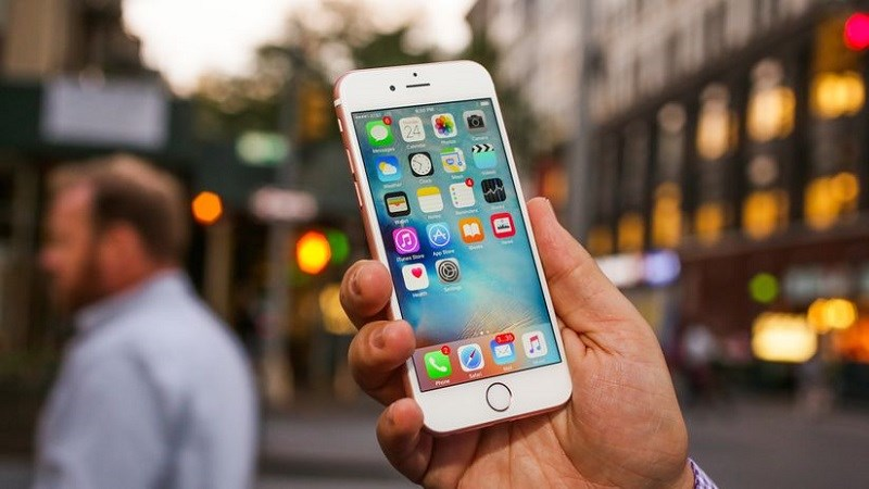 5 lý do giúp iPhone 6s 128GB tự tin hút khách vào thời điểm này!
