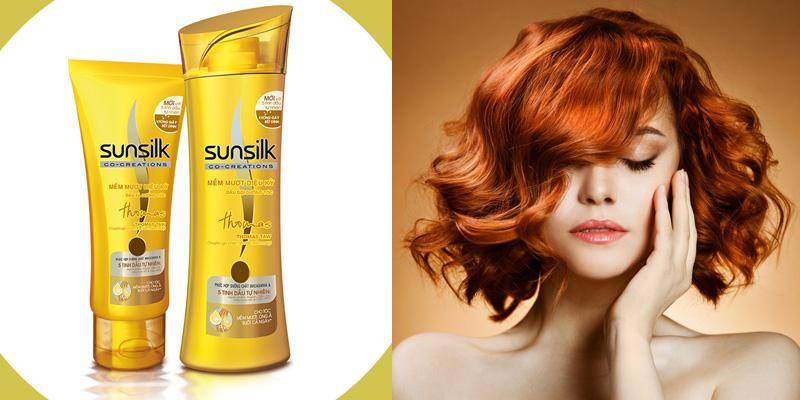 Bộ sản phẩm Sunsilk Mềm Mượt Diệu Kỳ