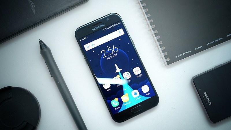 Galaxy A5 2016 và A5 2017 được cập nhật bảo mật Android tháng 10