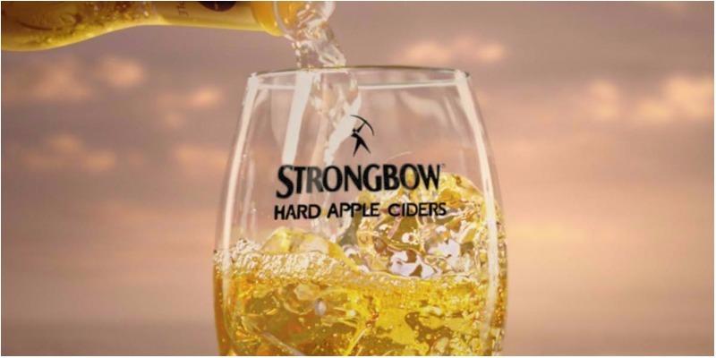Uống Strongbow có hại không?