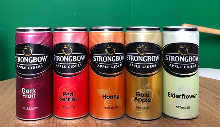 Strongbow vị nào được người dùng yêu thích nhất?