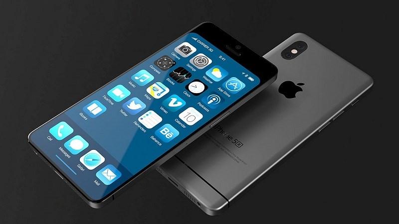 Concept: iPhone 5X thiết kế ấn tượng, lấy cảm hứng từ iPhone 5 và iPhone X