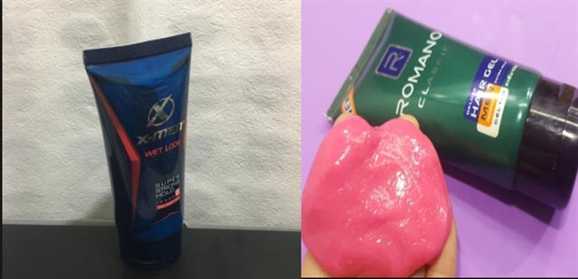 Nên chọn gel vuốt tóc X men hay Romano?