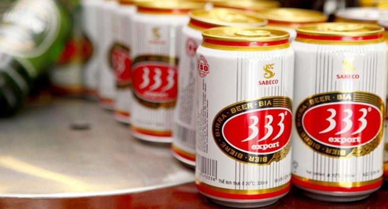 Sơ lược về bia 333 và bia Sài Gòn