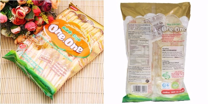Trẻ nhỏ có ăn được bánh gạo không?