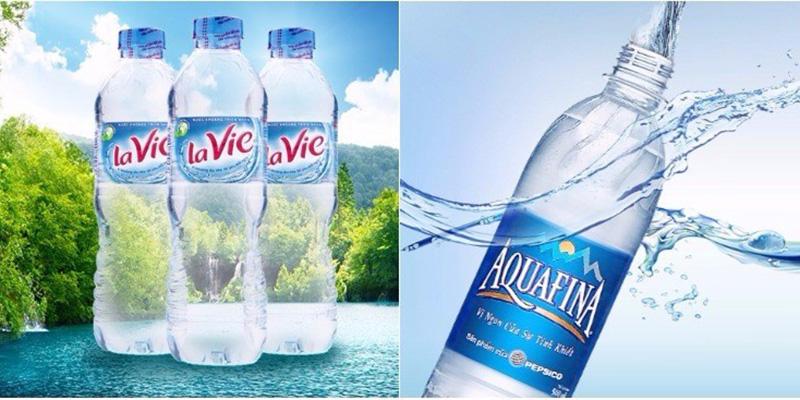 Nên chọn mua nước khoáng hay nước tinh khiết?