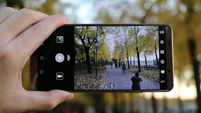 Huawei Mate 10 Pro đánh bại iPhone 8 Plus với 97 điểm DxOMark