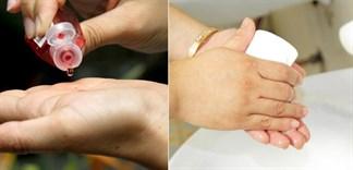 Các loại nước rửa tay khô có tốt như xà phòng?