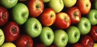 Cách chọn táo không thuốc trừ sâu